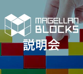 """5月19日(木) 『""""圧倒的""""をすべての人に。誰もがつかえるGoogleクラウド「MAGELLAN BLOCKS」説明会』を開催します"""