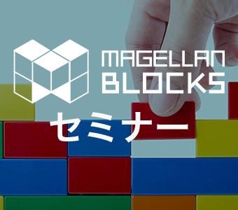 7月27日(水) 『「MAGELLAN BLOCKS」新機能ご紹介セミナー』を開催します