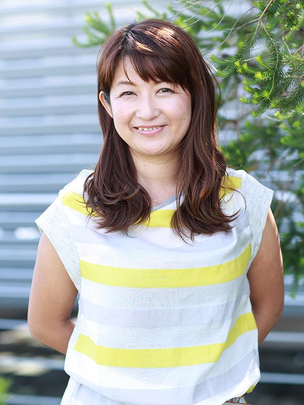 代表取締役会長 TECH PARK担当役員 佐々木 久美子