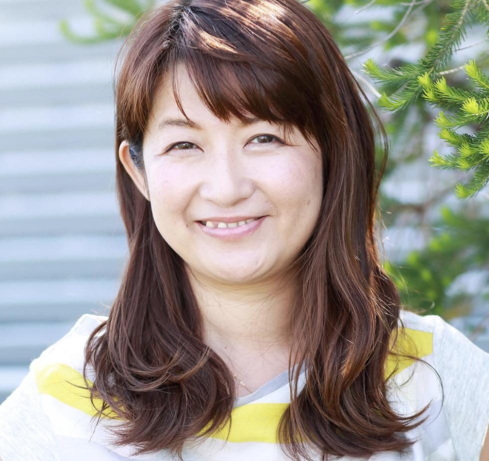 グルーヴノーツ 代表取締役会長 佐々木 久美子よりご挨拶